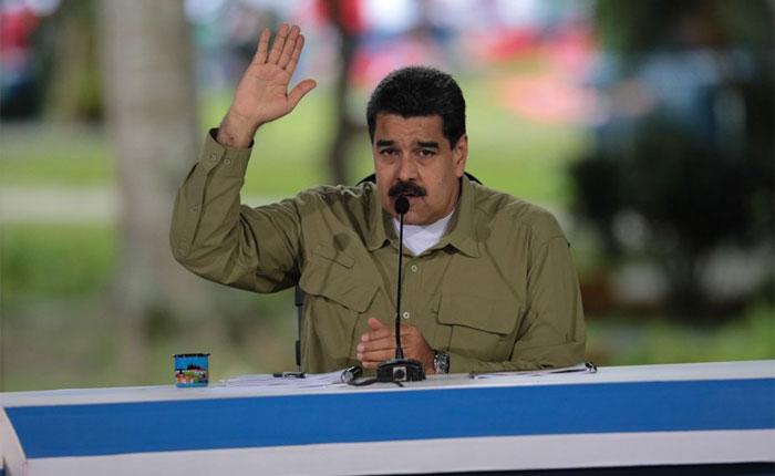 Dos muertos y ocho detenidos, el balance de Maduro del ataque al Fuerte Paramacay