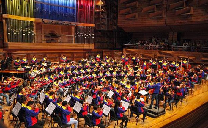 OrquestaNacionalJuvenildeVenezuela