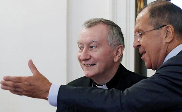 Cardenal Parolin: Rusia puede contribuir con el diálogo en Venezuela