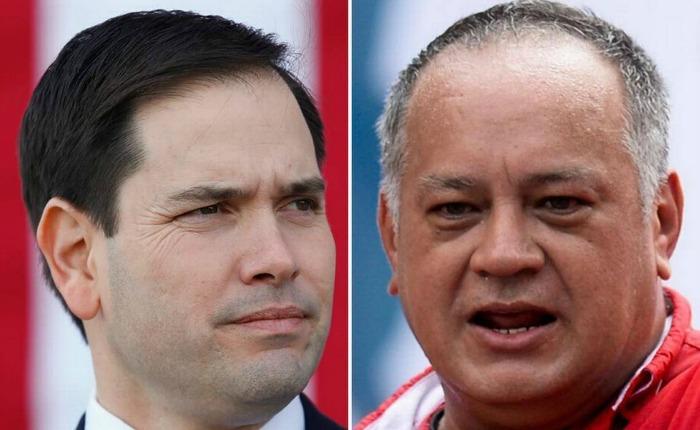 Diosdado Cabello habría mandado a matar a senador Marco Rubio, según El Miami Herald