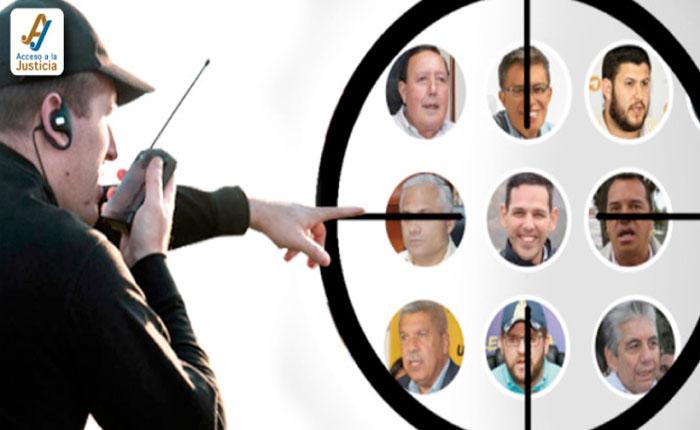 Dos historias y una realidad: un vigilante y 13 alcaldes perseguidos por la justicia