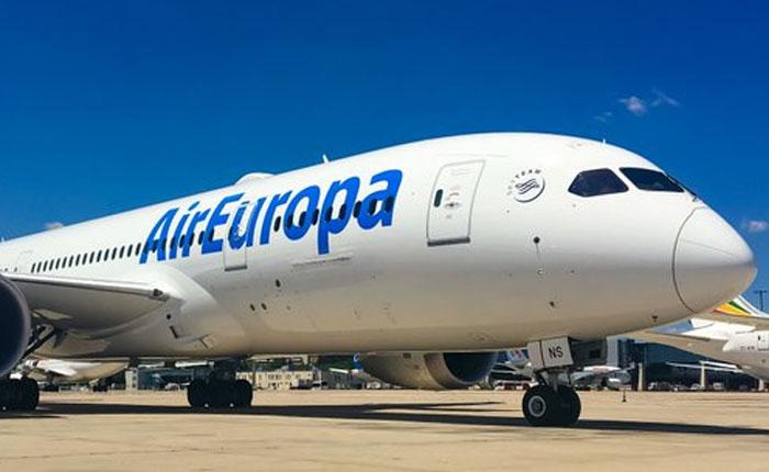 Sindicato de pilotos solicita a Air Europa suspensión de pernoctas en Venezuela