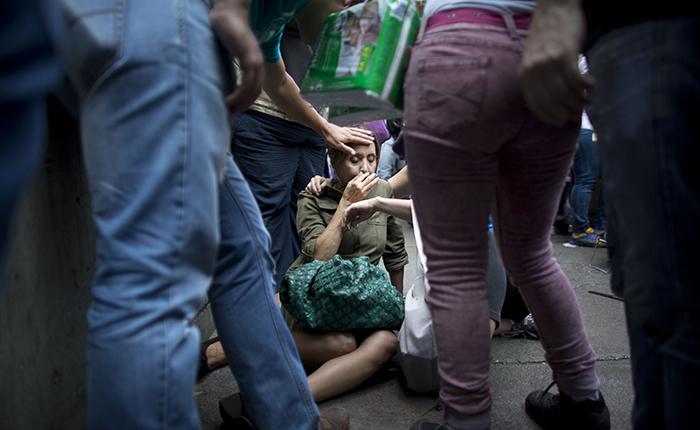 Venezuela vive una de las mayores crisis económicas del último medio siglo, asegura el FMI