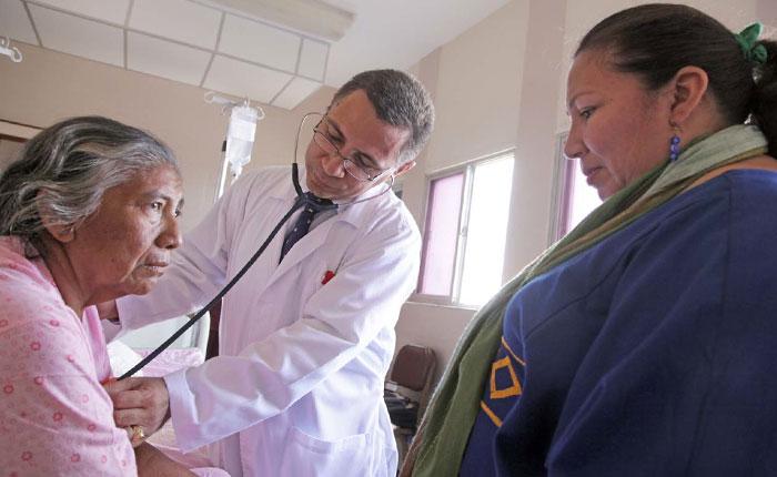 Kapé Kapé denuncia fallas en atención médica para pueblos indígenas