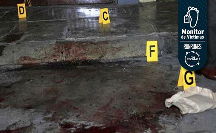 #MonitorDeVíctimas | 151 homicidios se cometieron en área metropolitana durante mayo