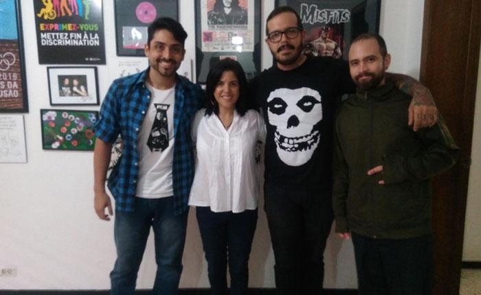 Humano Derecho: con Canta El Pueblo (Alejandro y Vivi)