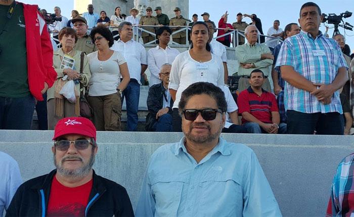Informe Otálvora:  Castrochavismo estrena partido en Colombia