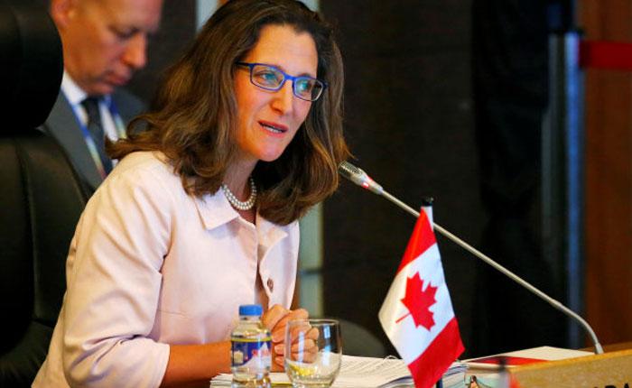 Canadá y Cuba discutirán la situación de Venezuela