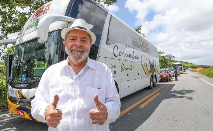Lula: ¿A la prisión o a la presidencia? por Milos Alcalay