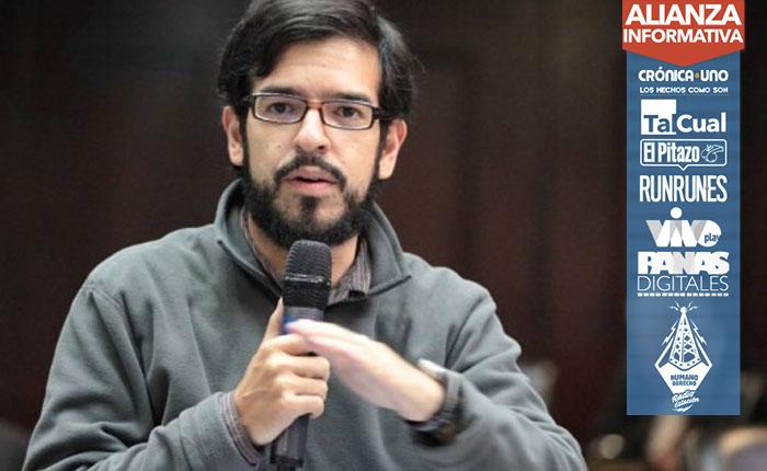 """Pizarro: """"Yo también estoy desesperado y frustrado"""""""