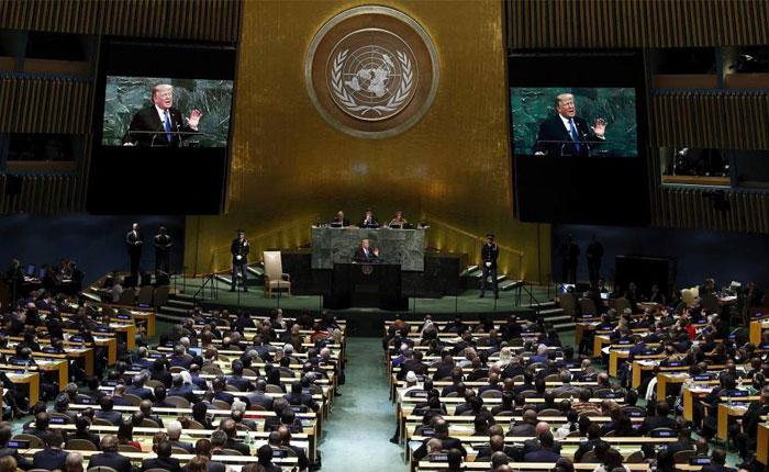 Venezuela en el ojo del huracán en la ONU, por Milos Alcalay