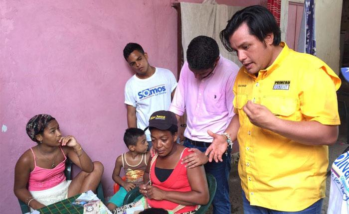 Carlos Paparoni: 15% de los niños en riesgo de enfermarse y morir por desnutrición