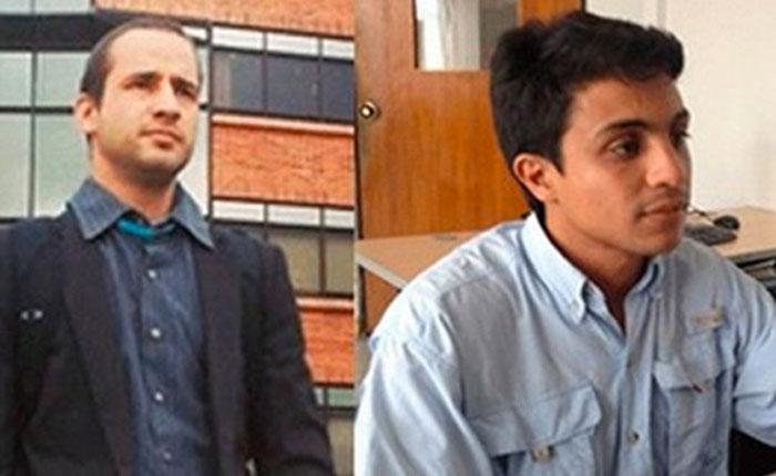 Lorent y Gabriel, 3 años presos de conciencia, por Carlos Nieto Palma