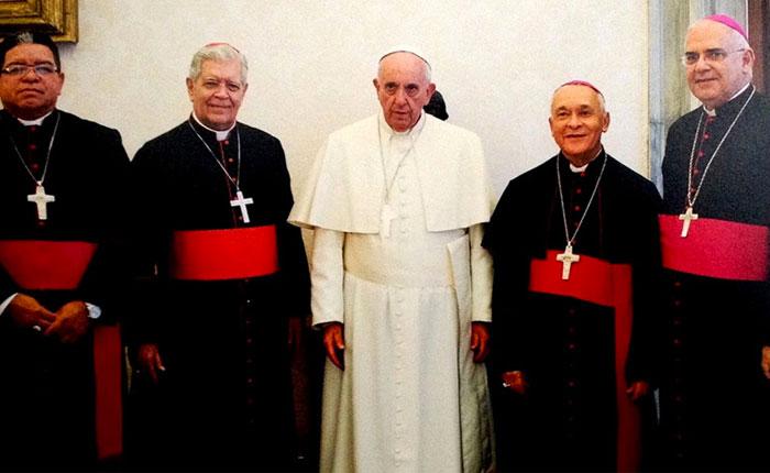 El papa y el cardenal Urosa hablaron sobre Venezuela en el Vaticano