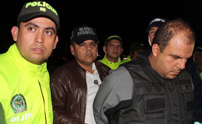 Yonny Bolívar fue condenado a 27 años de prisión por el asesinato de Adriana Urquiola