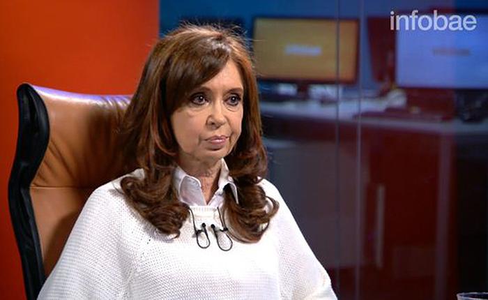 Cristina Fernández admite que en Venezuela hay presos políticos y no hay Estado de Derecho