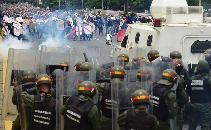Venezuela forajida en derechos humanos, por Carlos Nieto Palma