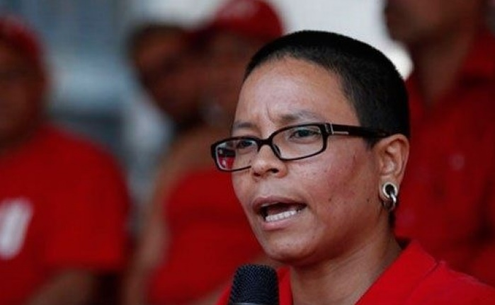 Érika Farías es la nueva ministra para el Despacho de la Presidencia