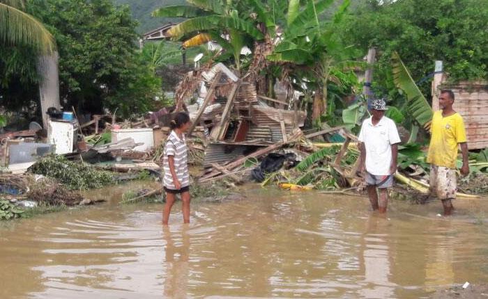 Confirmaron un muerto por inundaciones en Puerto Cabello
