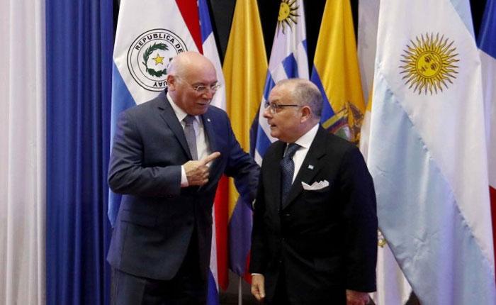 Argentina y Paraguay condenaron persecución política en Venezuela