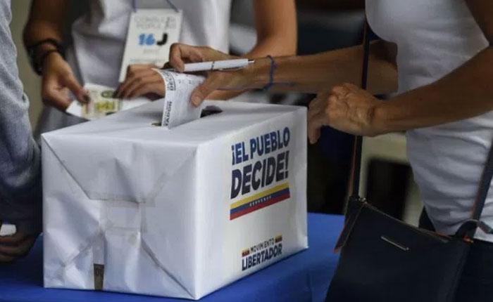 Oposición aceita su maquinaria para primarias de este domingo