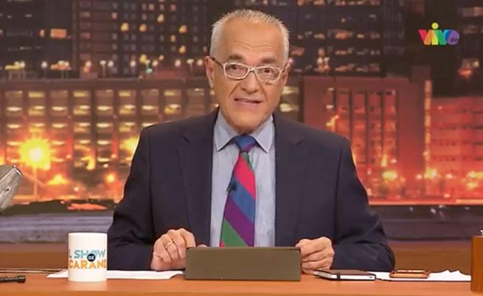 #ElShowDeBocaranda | Eduardo Semtei: El nuevo Gobierno viene. Ni ellos lo dudan