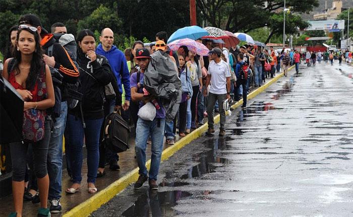 Más de 300 mil venezolanos se han radicado en Colombia en los últimos 6 años