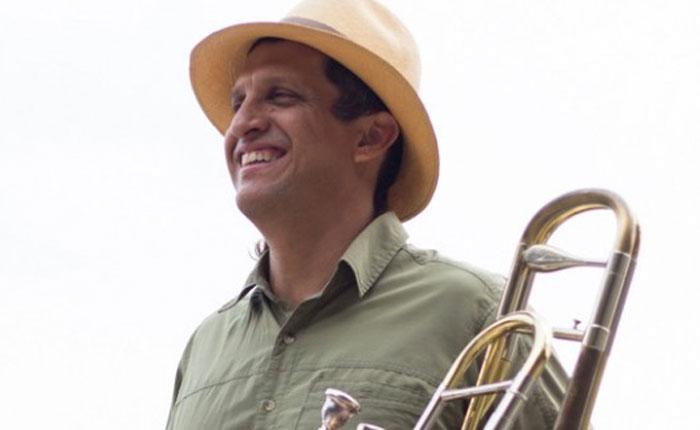 La Salsa es Trombón de Adrián Suárez vuelve a los escenarios