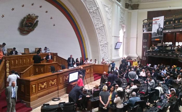 Allanamiento a la inmunidad parlamentaria de Guevara será debatida en la Asamblea Nacional