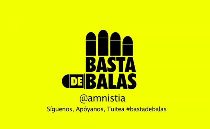 Concierto Basta de Balas de Amnistía Internacional se realizará este sábado #5Oct