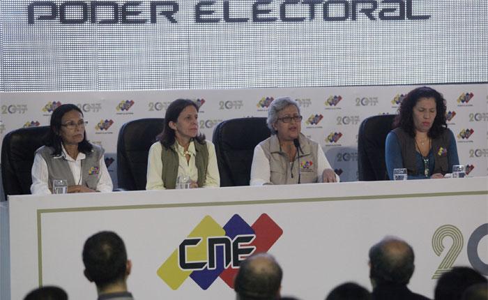 Llamados exprés a elecciones son otra manipulación del CNE