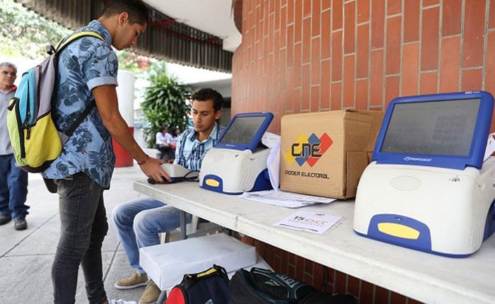 CNE: Más de 20,5 millones de venezolanos podrán votar en presidenciales de 20 mayo