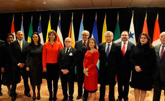 Grupo de Lima se reunirá este martes en Santiago para analizar situación venezolana