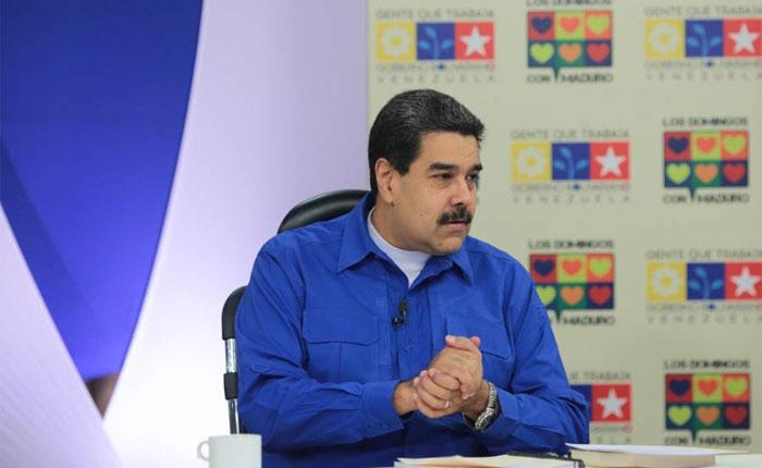 Un default en Venezuela, alivio para Maduro de cara a presidenciales