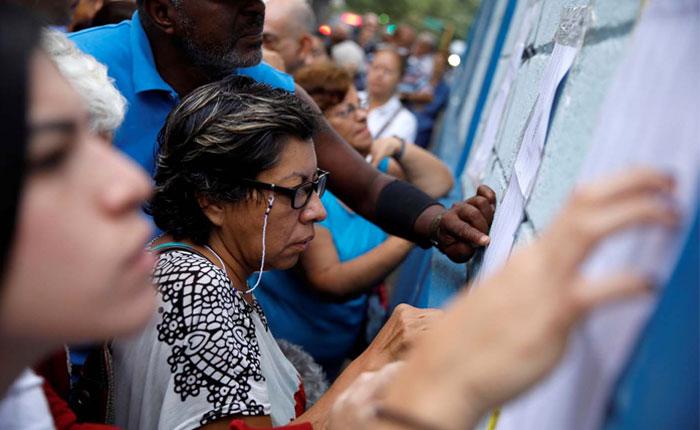 """Aseguran que exigir """"una elección auténtica"""" puede llevar a Venezuela a la recuperación de la democracia"""