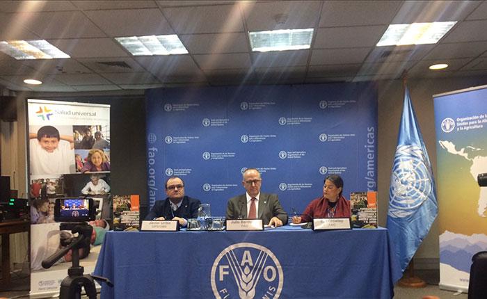 FAO: Venezuela registró 1,3 millones de personas subalimentadas