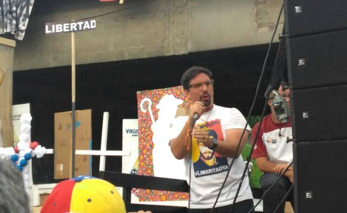 Freddy Guevara: Voluntad Popular no participará en las elecciones municipales