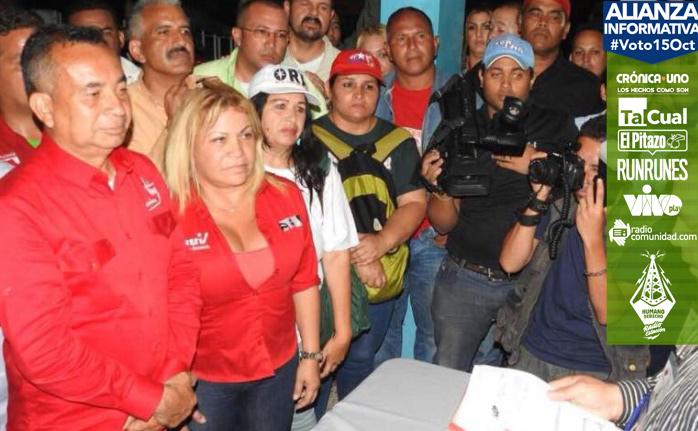 CNE proclamó a Justo Noguera como gobernador de Bolívar a medianoche del #18Oct