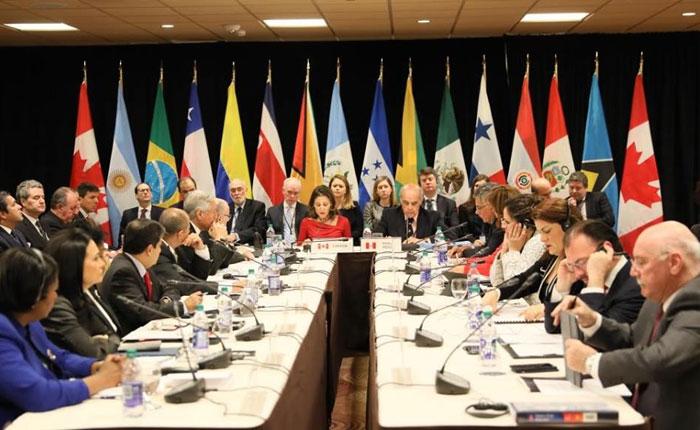 Grupo de Lima se reunirá en Canadá para tratar situación venezolana