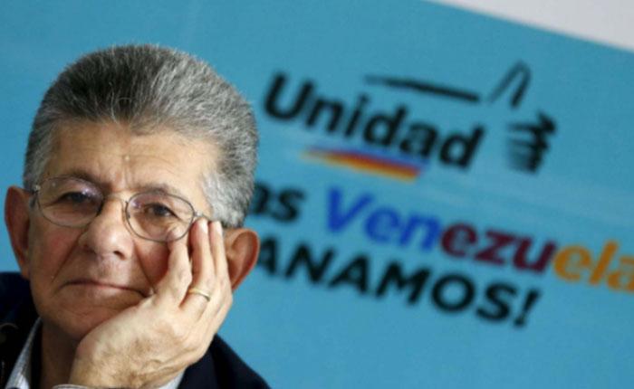Ramos Allup: Adelanto de elecciones es una represalia
