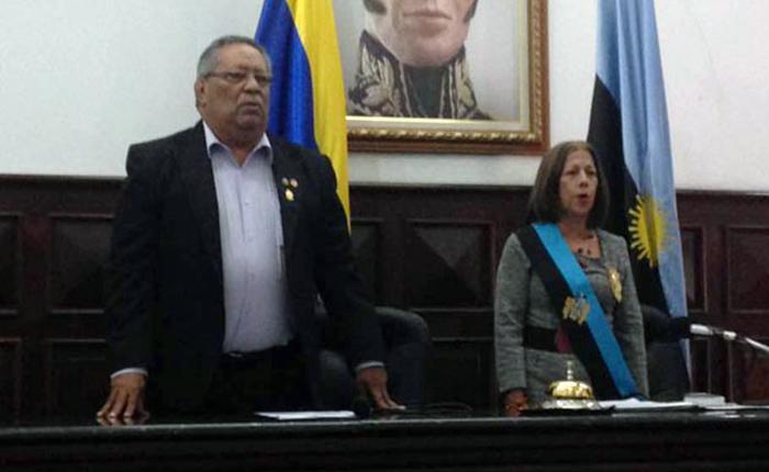 Presidenta del CLEZ asumió oficialmente la gobernación del Zulia