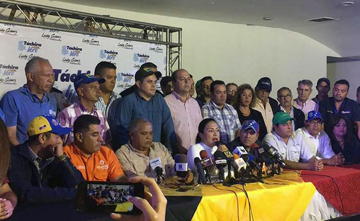 Laidy Gómez: Fui elegida por el pueblo, no por Tibisay Lucena