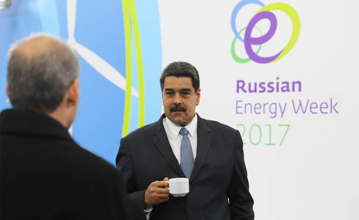 """Según Maduro en medios del estado: """"Acuerdo con oposición tiene 95% de avance"""""""