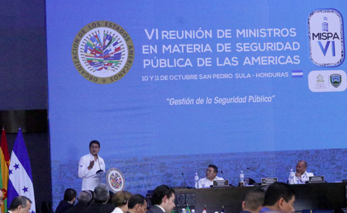 La OEA se compromete a reducir los homicidios en el hemisferio