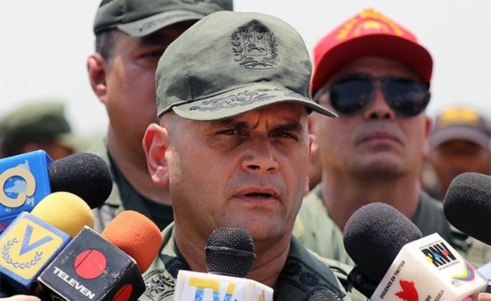 Remigio Ceballos aseguró que han incautado Bs. 2.300 millones del cono monetario