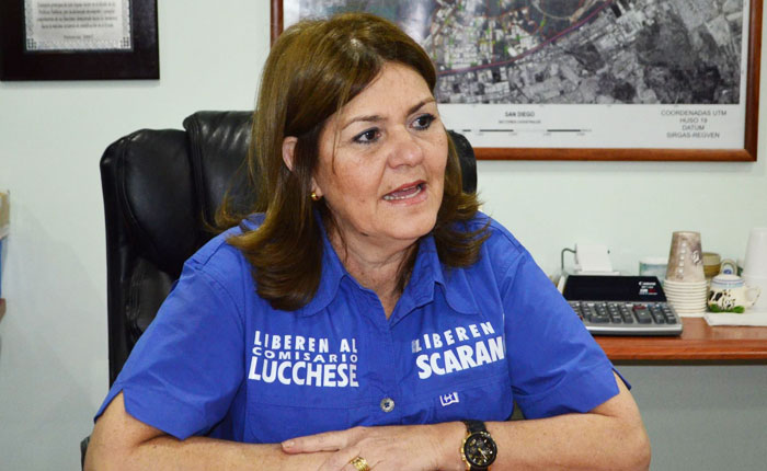 Inhabilitaron políticamente a Rosa Scarano por 15 años