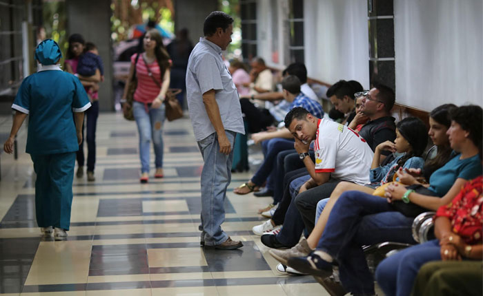 """Juan Manuel Raffalli: """"Venezuela vulnera tratados internacionales que protegen el derecho a la salud"""""""
