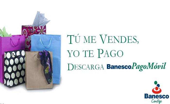 Banesco PagoMóvil ya está disponible para realizar pagos de forma inmediata