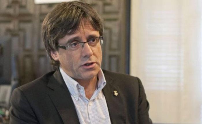 Fiscalía española pidió orden de captura para el expresidente catalán Carles Puigdemont