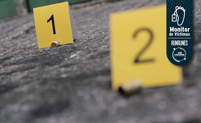 #MonitorDeVíctimas | Asesinaron a comerciante cuando faltaban cinco horas para su cumpleaños